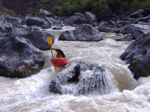 Black Canyon kayaking